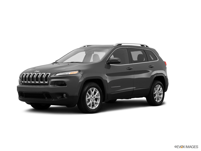 2015 Jeep Cherokee Vehicle Photo in Chickasha, OK 73018