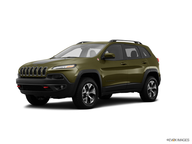 2015 Jeep Cherokee Vehicle Photo in San Angelo, TX 76903