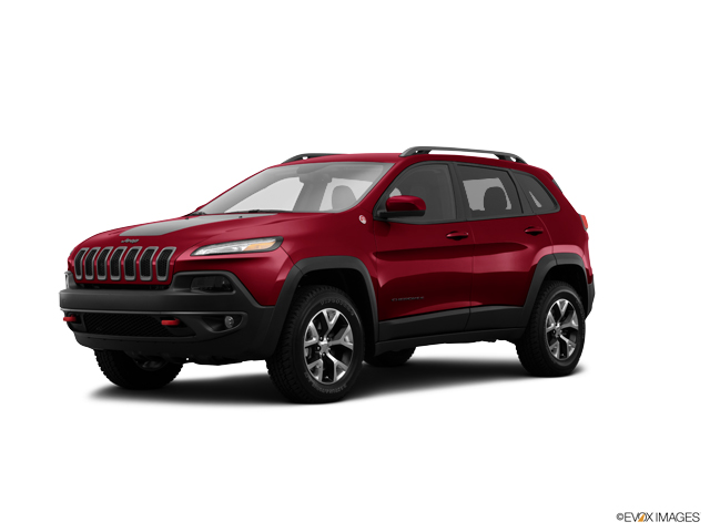 2015 Jeep Cherokee Vehicle Photo in Casper, WY 82609