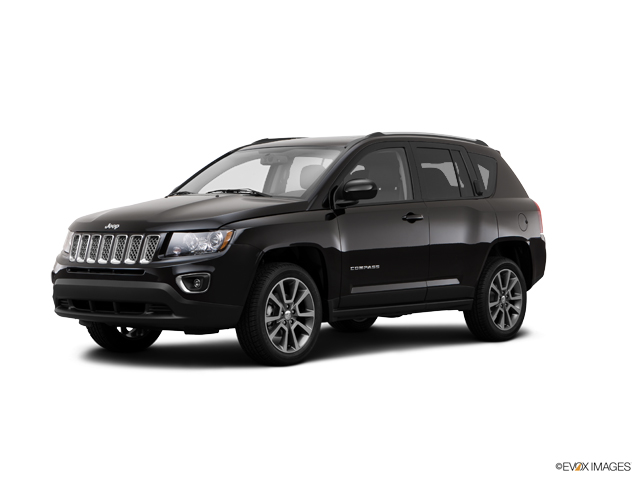 2015 Jeep Compass Vehicle Photo in Gainesville, GA 30504