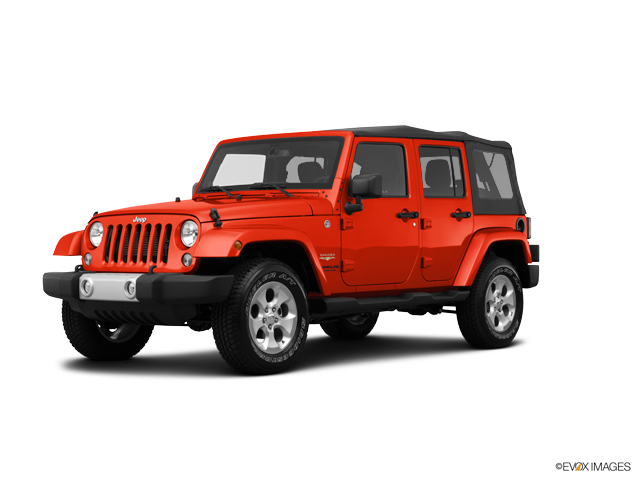 2015 Jeep Wrangler Unlimited Vehicle Photo in Mansfield, OH 44906