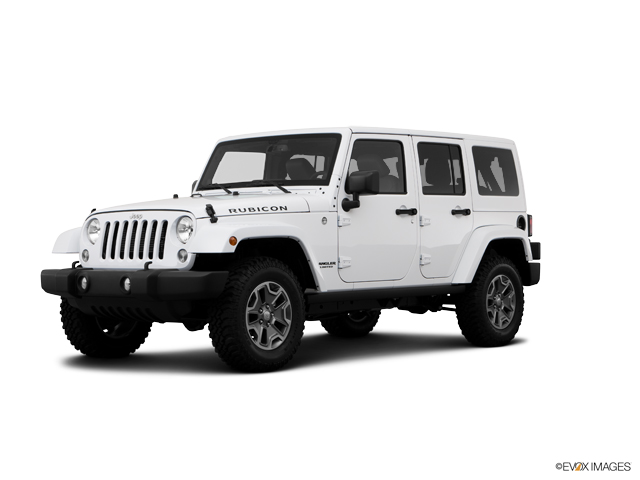 2015 Jeep Wrangler Unlimited Vehicle Photo in Williston, ND 58801