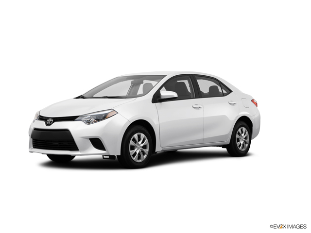 2015 Toyota Corolla Vehicle Photo in Sioux City, IA 51101