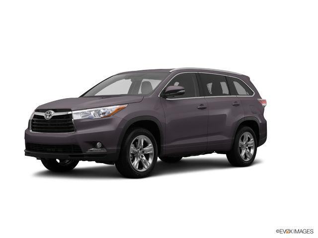 2015 Toyota Highlander Vehicle Photo in Decatur, IL 62526