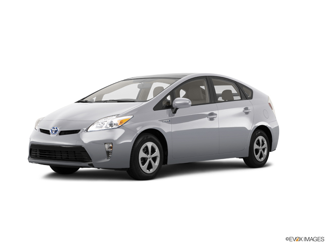 2015 Toyota Prius Vehicle Photo in Manassas, VA 20109