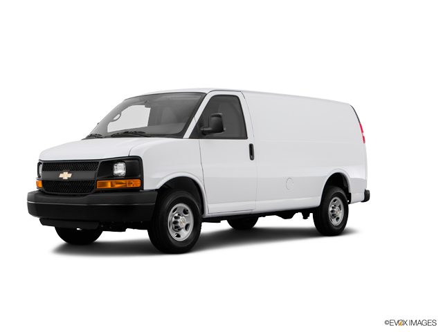 New 2015 Chevrolet Express Cargo Van 2500 Regular