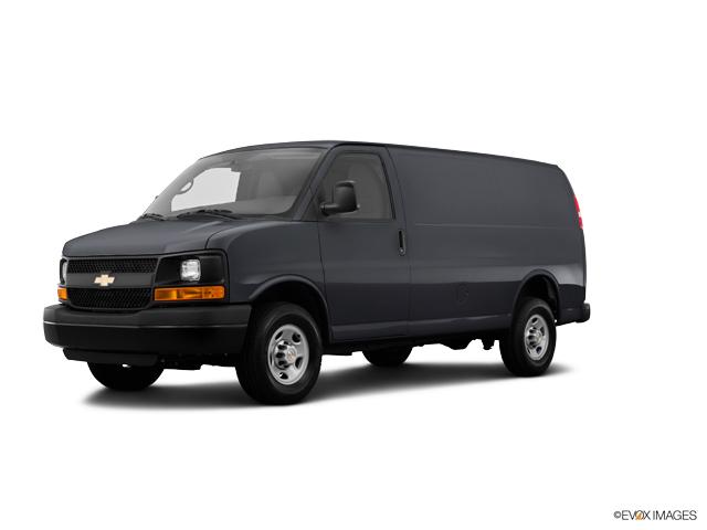2015 Chevrolet Express Cargo Van Vehicle Photo in Doylestown, PA 18902