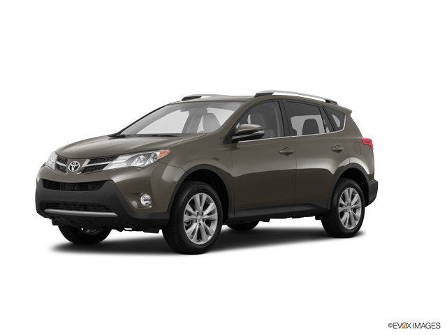 2015 Toyota RAV4 Vehicle Photo in Enid, OK 73703
