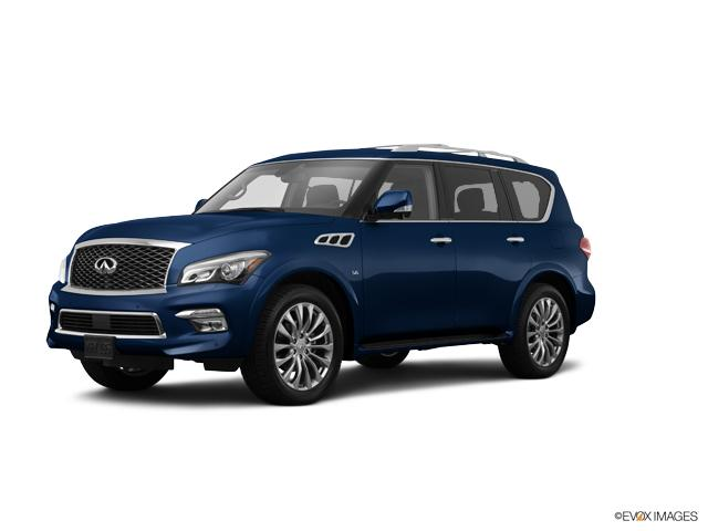 2015 INFINITI QX80 Vehicle Photo in Grapevine, TX 76051