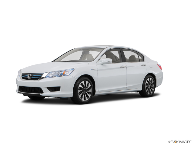 2015 Honda Accord Hybrid Vehicle Photo in Colorado Springs, CO 80905