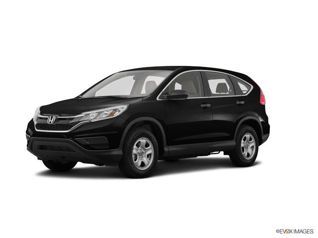 2015 Honda CR-V Vehicle Photo in San Angelo, TX 76903
