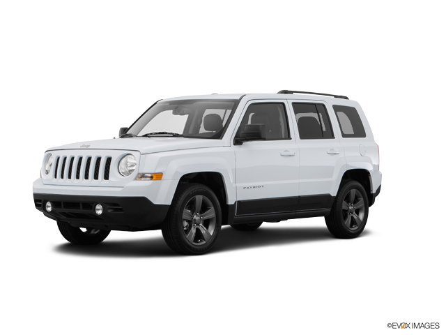 2015 Jeep Patriot Vehicle Photo in Henderson, NV 89014