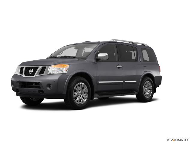 2015 Nissan Armada Vehicle Photo in Midland, TX 79703