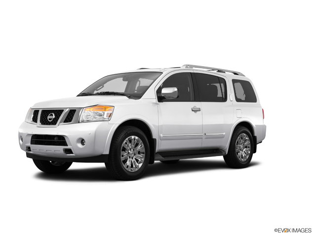 2015 Nissan Armada Vehicle Photo in Odessa, TX 79762