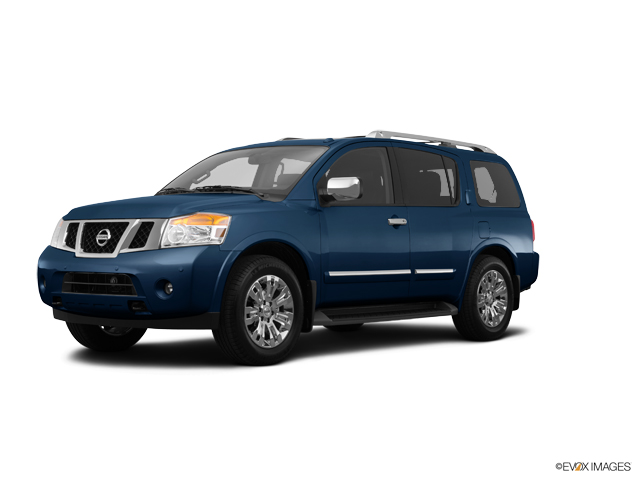 2015 Nissan Armada Vehicle Photo in Albuquerque, NM 87114