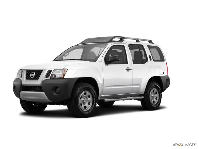2015 Nissan Xterra Vehicle Photo in Beaufort, SC 29906