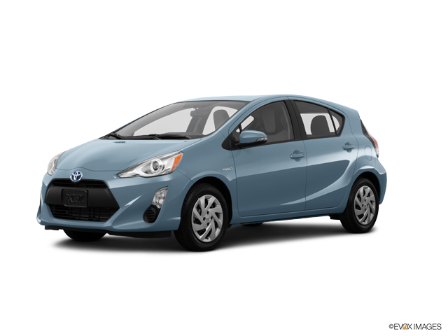 2015 Toyota Prius c Vehicle Photo in San Angelo, TX 76903