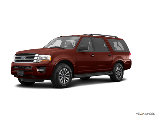 Ford Expedition El In Bronze Fire