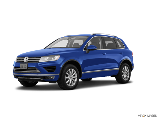 2017 Volkswagen Touareg for sale in Honolulu HI