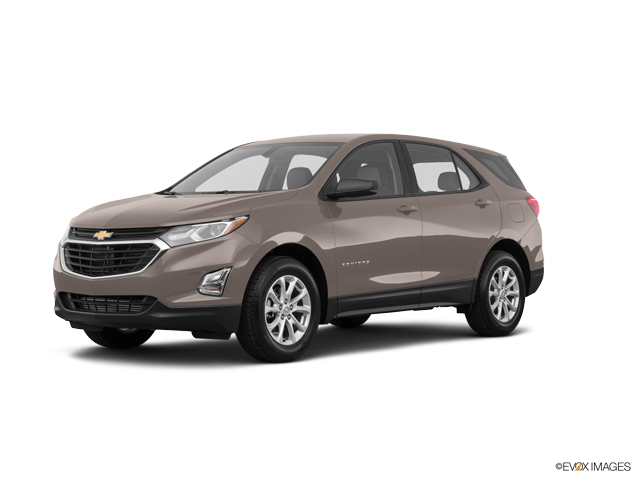 New 2018 Chevrolet Equinox In Ellwood City At Mcelwain Motor Car Company