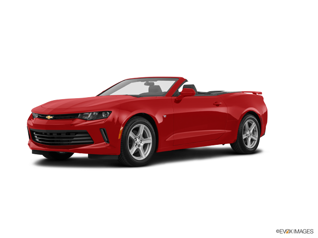 New 2018 Chevrolet Camaro From Vandergriff Chevrolet In Arlington