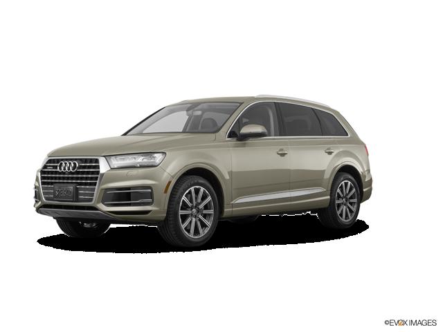 Argus Brown 2019 Audi Q7 For Sale At Ciocca Dealerships Vin