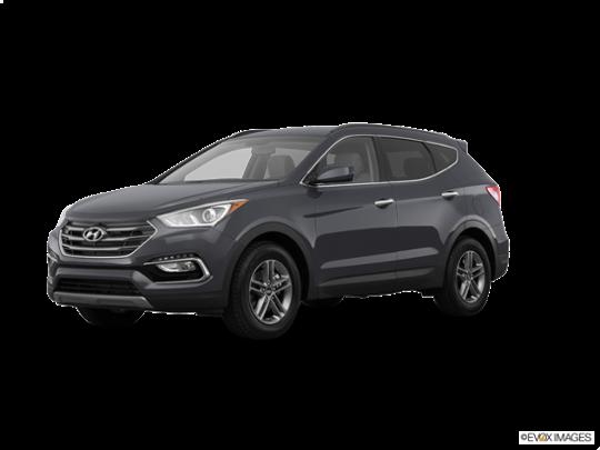 2018 Hyundai Santa Fe Sport In Platinum Graphite