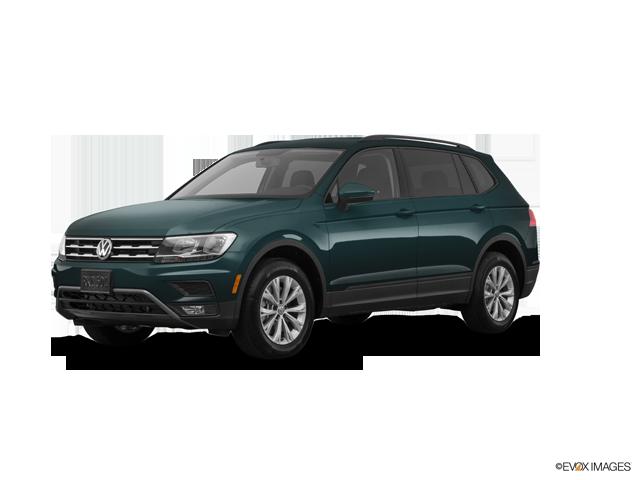 New Volkswagen Tiguan from your Wichita KS dealership, Mike Steven Volkswagen.