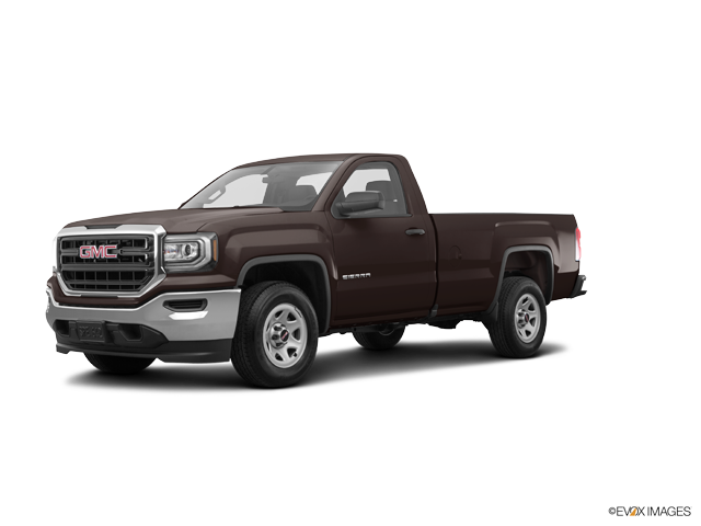 The New Gmc Sierra 1500 In Oklahoma City