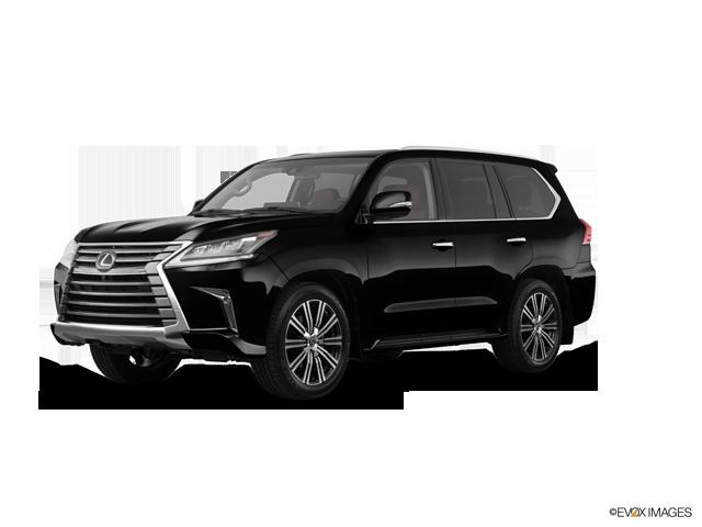 VIEW INVENTORY 2018 Lexus LX 570