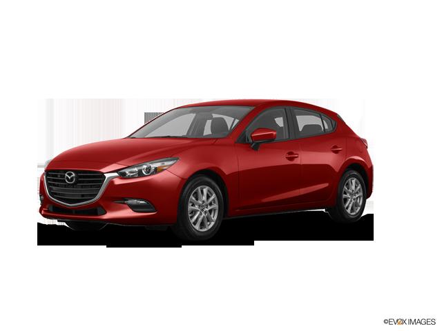 Mazda3 5 Door Sport Soul Red Metallic
