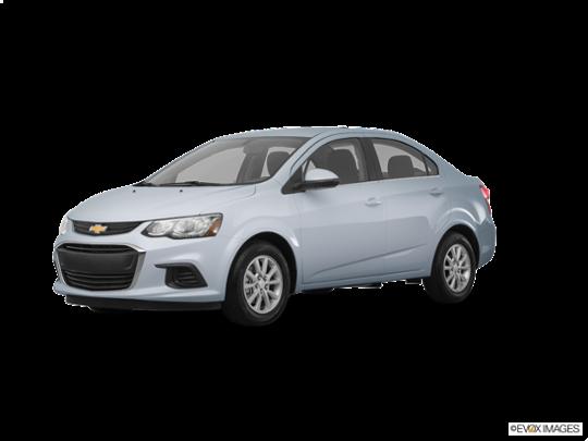 Attractive 2018 Chevrolet Sonic In Arctic Blue Metallic