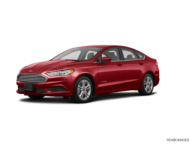 Fusion Hybrid S Ruby Red Metallic Tinted Clearcoat