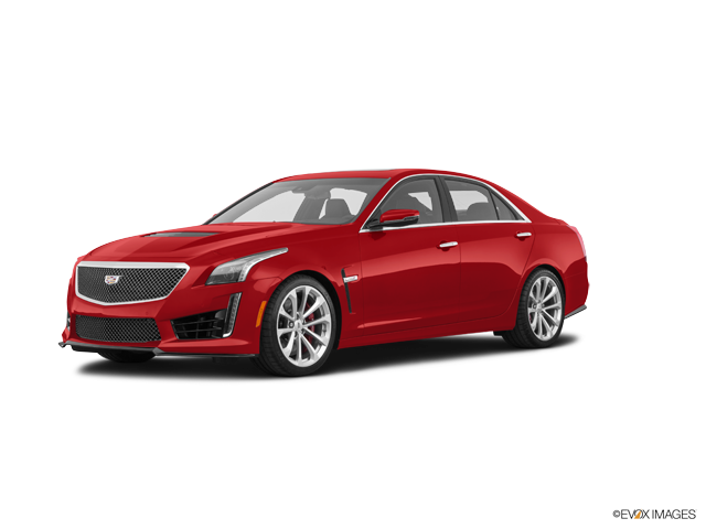 New 2018 Cadillac Cts V Sedan In Ponte Vedra Beach Claude Nolan