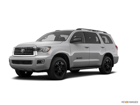 New Toyota Sequoia From Your Greenville, MS Dealership, Oakes Auto Group.