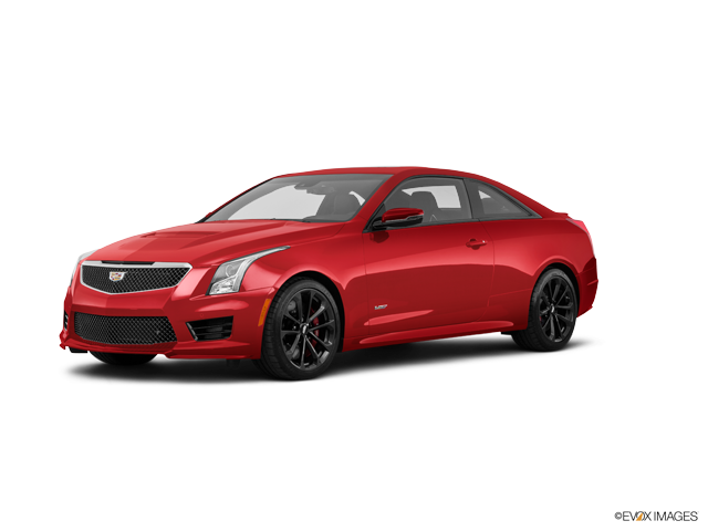 New 2018 Cadillac ATS-V Coupe in Schaumburg, IL