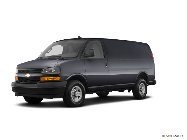 Express Cargo Van 2500 Regular Wheelbase Rear Wheel Drive Satin Steel Gray Metallic