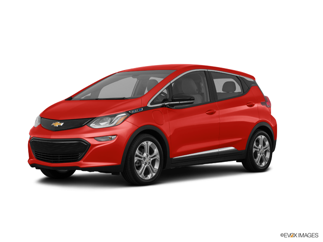 New 2018 Chevrolet Bolt Ev From Your Anderson In Dealership Ed