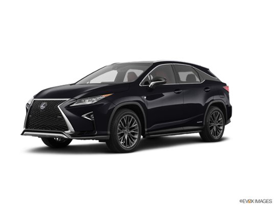 Attractive 2018 Lexus RX 450h In Obsidian