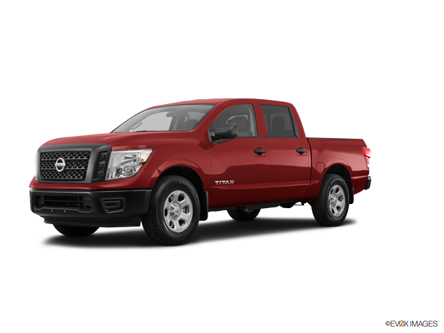 New Nissan Titan At Continental Nissan In Countryside