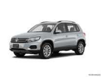2018 Tiguan Limited 2.0T 4MOTION