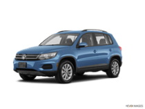 2018 Tiguan Limited 2.0T FWD
