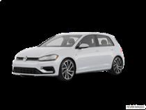 2018 Golf R 2.0T Manual w/DCC/Nav