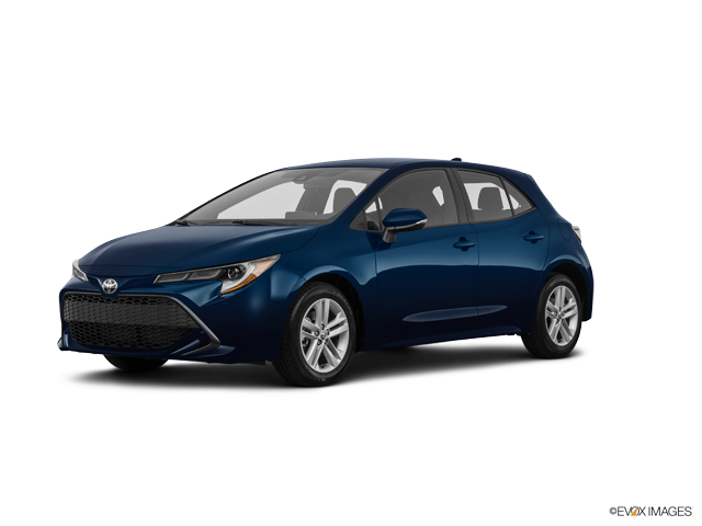 2019 Toyota Corolla Hatchback For Sale Bergstrom Automotive