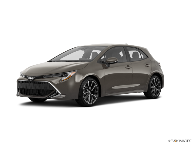 2019 Toyota Corolla Hatchback Vehicle Photo in Oshkosh, WI 54904