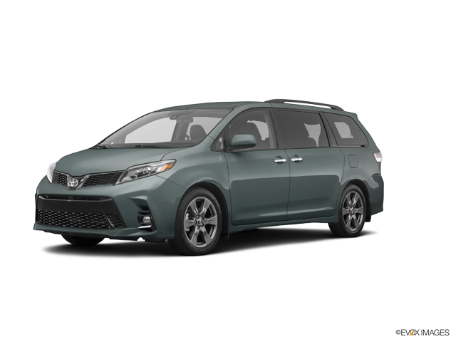 VIEW INVENTORY 2019 Toyota Sienna