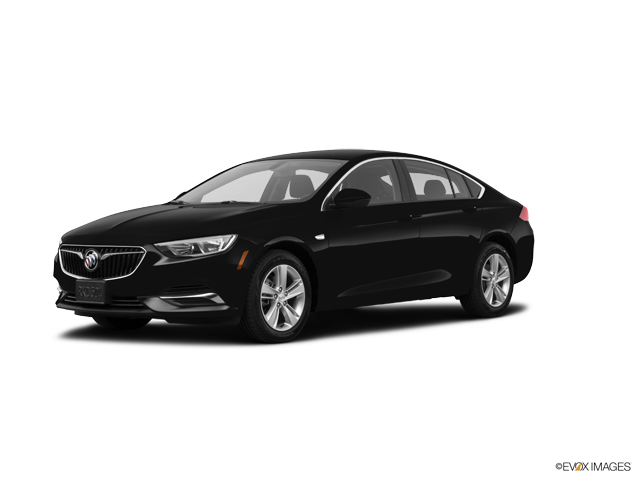 New 2019 Buick Regal Sportback From Your Georgetown Tx Dealership