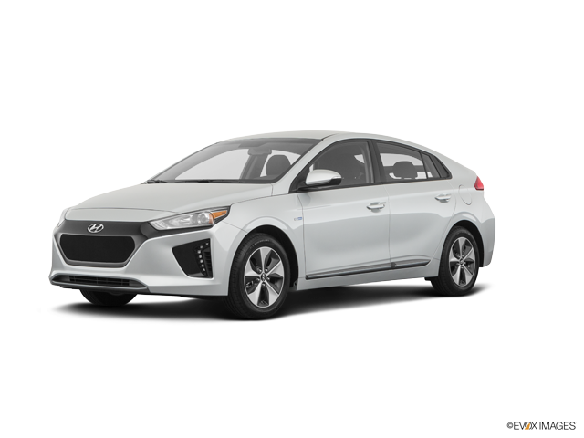 Ioniq Electric Hatchback Symphony Air Silver Metallic