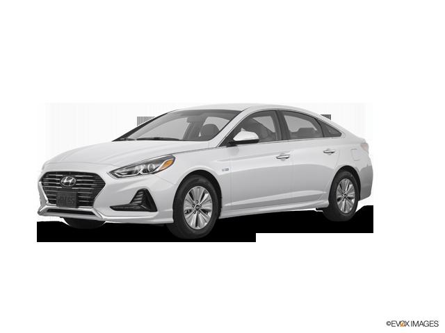 Sonata Hybrid Limited Hyper White