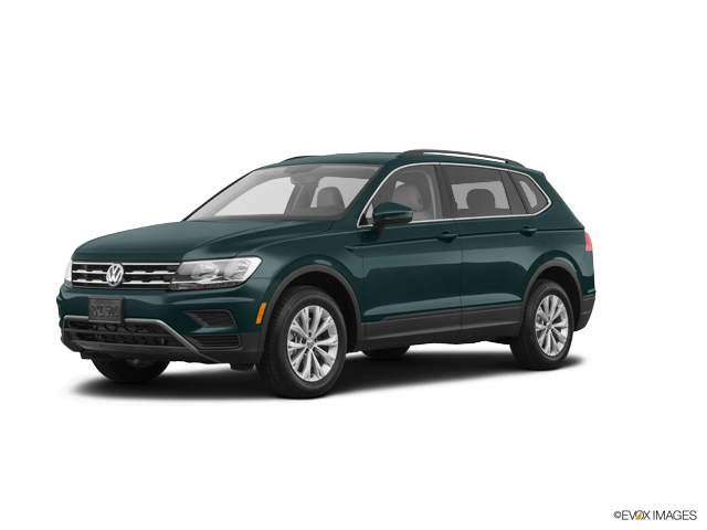 New Volkswagen Tiguan From Your Lithia Springs Ga